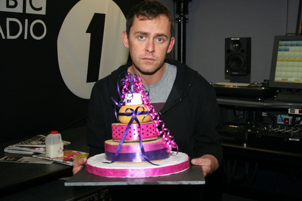 BBC Scott Mills Blog AMAZING Check out Beccys birthday cake