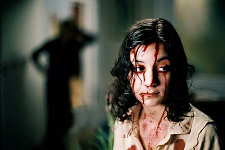 Still from Let the Right One In