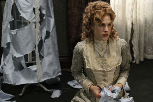 BBC - BBC TV blog: The Crimson Petal And The White: Subverting expectations