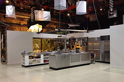 BBC Blogs TV blog Nigellissima How we built the kitchen set