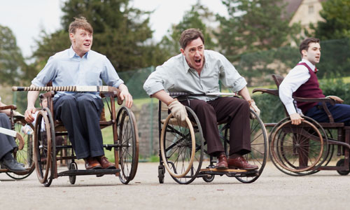 BBC - BBC TV blog: Best Of Men: Acting in a Paralympic drama
