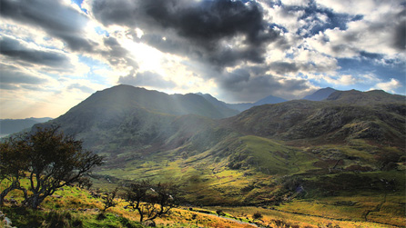 Snowdonia by Marian Jones