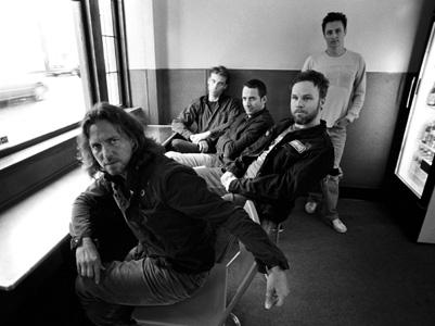 Pearl Jam Uk Tour