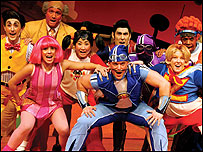 LazyTown Live! review at Hammersmith Apollo London ...