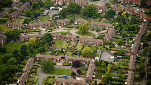Landscape Welwyn Garden City : Bbc britain from above stories photography cities