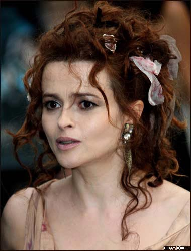 Bellatrix Lestrange (Helena Bonham Carter)
