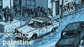 joe sacco 'palestine'