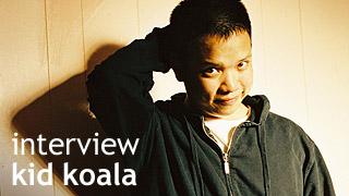 kid koala interview