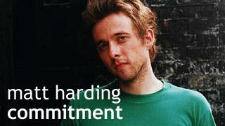 matt harding  'commitment'