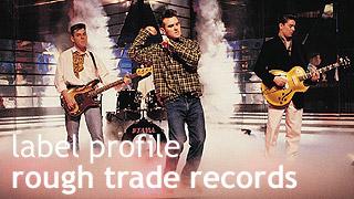 rough trade label profile