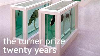 virginia button 'the turner prize twenty years'