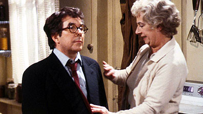 Ronnie Corbett and Barbara Lott