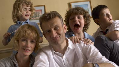 Family from Outnumbered