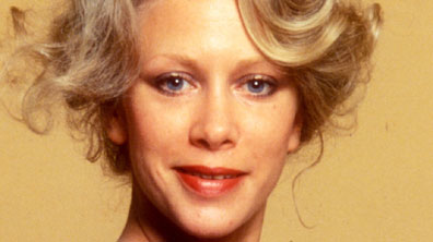 Comedy writer and actor Connie Booth