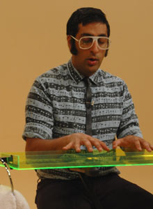 Synthesiser Patel