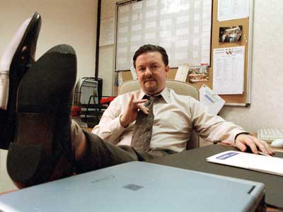 Ricky Gervais, 'The Office' (2001)