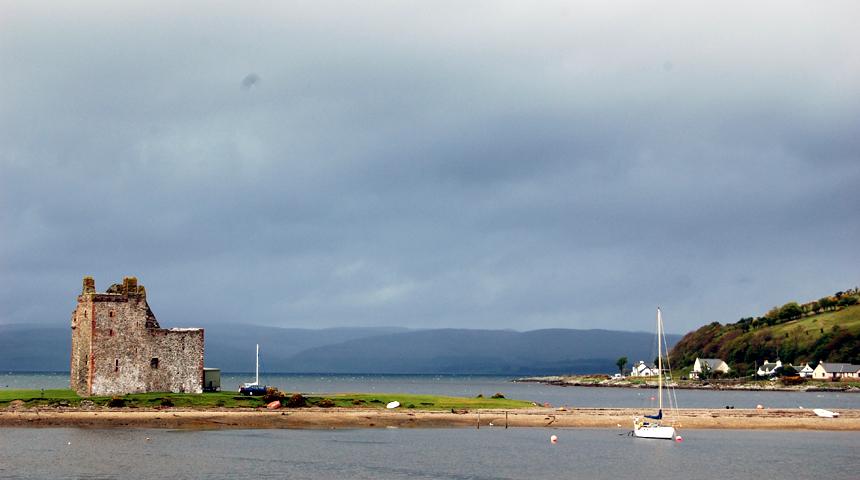 Lochranza Castle, Isle of Arran