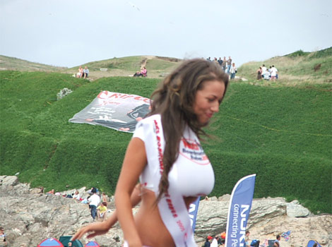 Boardmasters Babes Bikini Competition Gallery