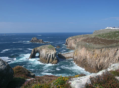 The Spanish named Lands End's westernmost promontory