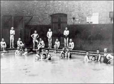 history of swimming When the hersheys founded the school, exercise and activity were important parts of the community take a look at the history of the mhs swimming program.