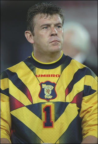 Scotlands number one - Andy Goram