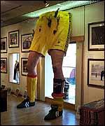 how to get footballers legs