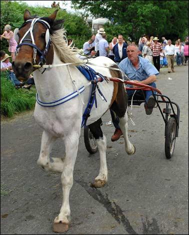 appleby horse fair 2017