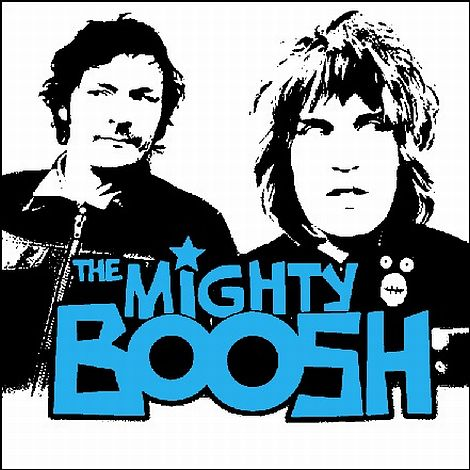 Image result for The Mighty Boosh edinburgh fringe