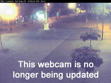 Dettagli webcam Carlisle
