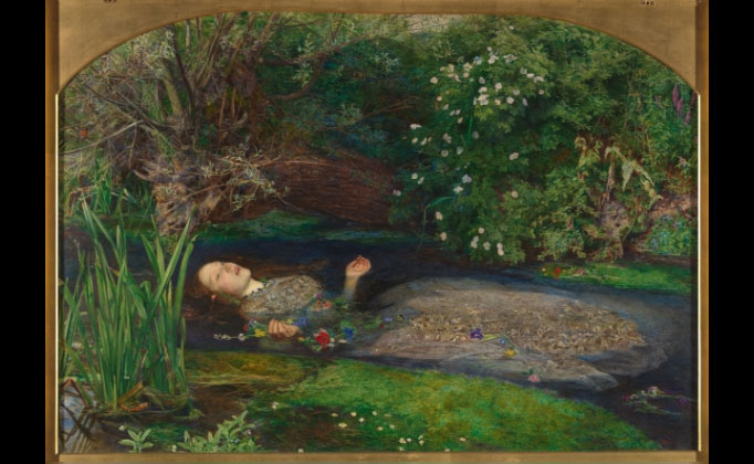 SON's Exhibition of Classic and Modern Art Large_ophelia