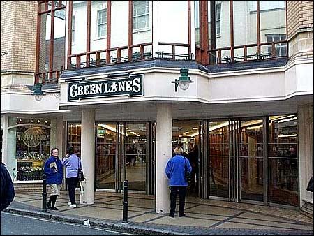 Green Lanes Shopping Centre Car Park