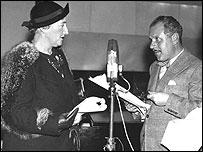 Agatha Christie in 1937