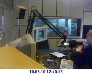 Radio Devon Exeter studio 1A