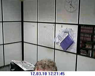 Radio Devon Plymouth studio 1A
