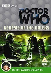 Genesis Of The Daleks cover