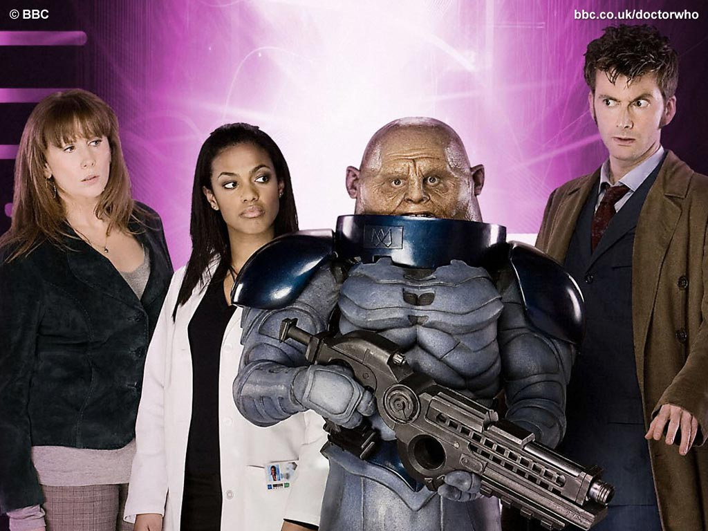 doctor who the sontaran stratagem, David Tennant