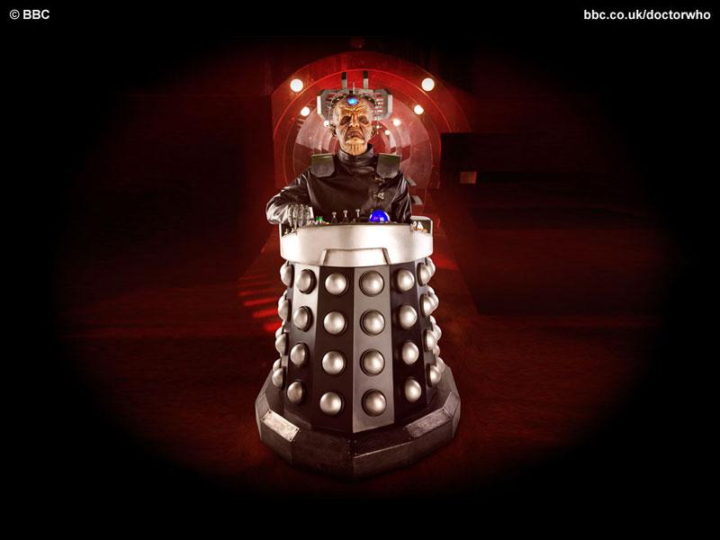 De vader van de Daleks