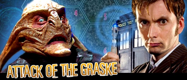 Doctor Who The Infinite Quest [DVDRip] Attack Of The Graske [PDTV] [ENG][TNTVillage] preview 1