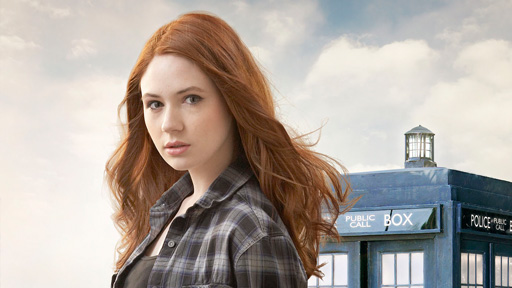 Get the latest on Amy Pond!