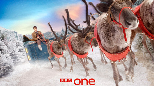 The Doctor and the Reindeer