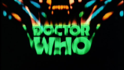 Doctor Who logo introduced with Jon Pertwee's era