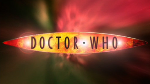 2006-2009 Doctor Who logo