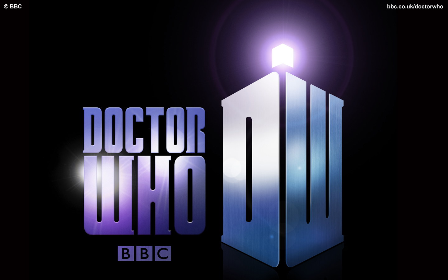 Introducing the Doctor Who logo 2010