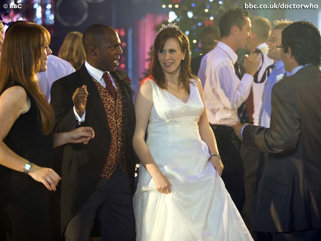 BBC - Doctor Who - The Runaway Bride - Images