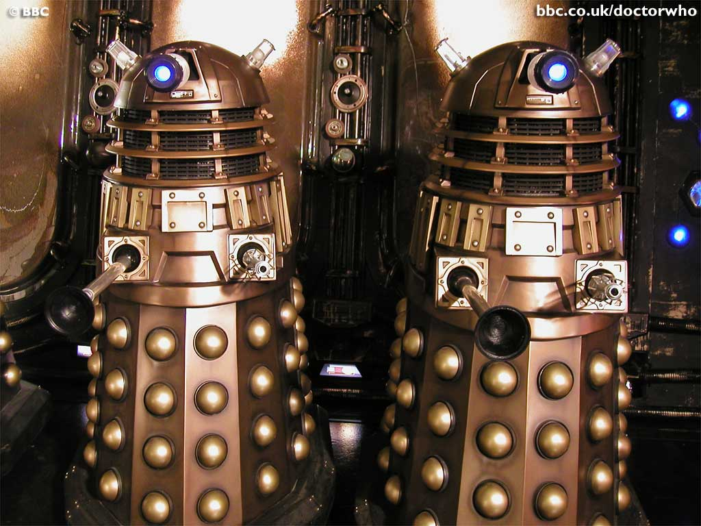 Bbc doctor who bad wolf episode guide - Doctor who dalek pics ...