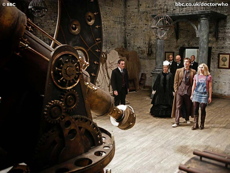 BBC - Doctor Who - Tooth And Claw - Episode Guide
