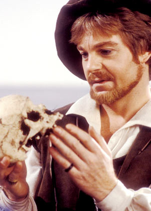 a focus on the character horatio in william shakespeares play hamlet Struggling with the themes of william shakespeare's hamlet  for a play about incest and murder, hamlet registers many of the 16th century's religious anxieties,.