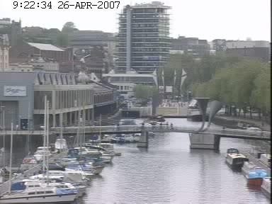 Dettagli webcam Bristol