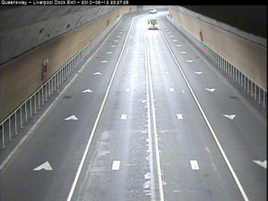 Queensway Tunnel, Birkenhead