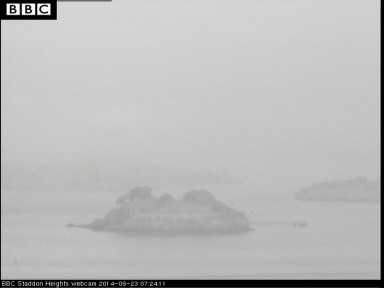 The BBC Webcam: Plymouth